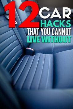 12 car organization hacks that will keep your car organized and free of clutter! Car Life Hacks, Car Hacks, Car Cleaning Hacks, Organization Hacks, Car Seats, Canning, Iphone, Vehicles, Home Canning