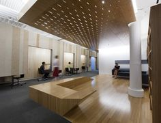 nookage: Department of Social and Cultural Analysis / LTL Architects