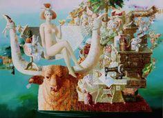 Anna Berezovskaya - Artists - REDSEA Gallery