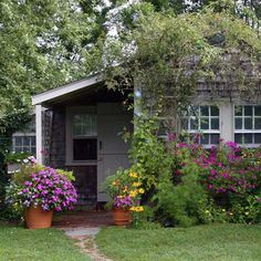 ~Garden Shed or a place of peace & seclusion~