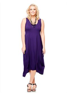 Plus Size Dresses Online | Dresses - Plus Size, Large Size Dresses for Australian Women - KORE SUNKISS MAXI DRESS - TS14