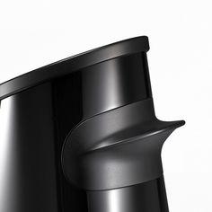 Details we like / Surface / Black / Matt / Gloss / Structure /