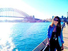 Australia was magical.
