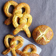 Gluten Free Soft Pretzels Recipe