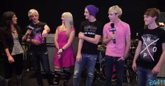 "R5 Talks about ""Teen Beach Movie"" And Touring!"