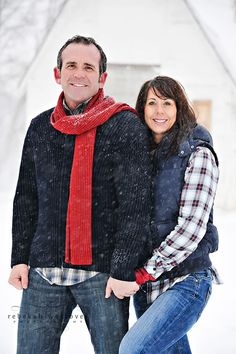 GREAT pics in snow!  I want to do this.