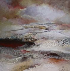 Marly Freij - moderne abstracte schilderijen - landschappen en zeezichten