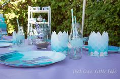 We celebrated Chloe's 5th Birthday in style this year with a Mermaid Birthday Party. It has to be one of the girliest parties I have s...
