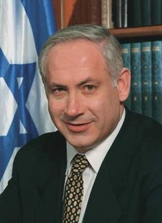 Benjamin Netanyahu. How hard it must be to be in his shoes. I pray for this man and his country