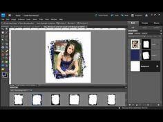 Photoshop Elements - Photo Edge Effects