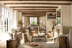 De la vieille grange à la maison de charme