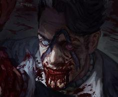 Handsome Jack by GibiLynx
