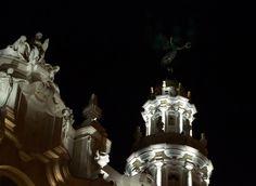 Gran Teatro de La Habana, proceso de instalación de la Iluminación_1