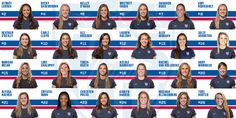 WNT Roster for 2/8 and 2/13 vs. FRA and ENG Tobin Heath, Parisi Sparta /Morristown.