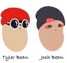 Can someone explain the bean thing? I've listened to tons of TOP songs but haven't watched interviews yet so can someone tell me about why they (especially Tyler) get called beans?