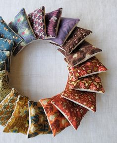 Lavender Sachets From Purl Bee