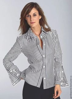 New Look, Button Up Shirts, Corsages, Fashion Outfits, Sewing, Tunics, How To Wear, Beautiful, Clothes