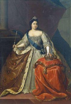 Catherine I de Rusia. Mujer de Pedro el Grande