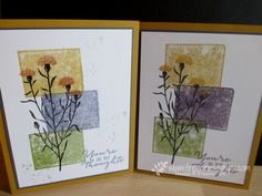 Stamp & Scrap with Frenchie: Wild About Flowers for all occasion
