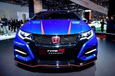 Honda Civic Type-R, Salone Parigi 2014