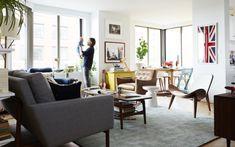 L'appartement de Joanna Goddard par Emily Henderson
