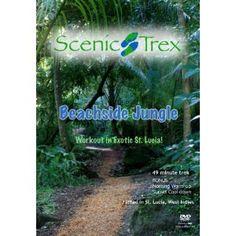 Scenic Trex Beachside Jungle DVD - Virtual Walking, Cycling, Treadmill Workout (DVD) http://www.amazon.com/dp/B001GMYFAC/?tag=httpmanicom B001GMYFAC