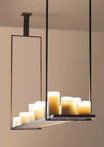 lustre bougies