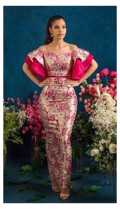 African Lace Styles, African Dresses For Women, African Attire, African Wear For Ladies, African Dress Designs, African Fashion Ankara, Latest African Fashion Dresses, African Print Fashion, African Blouses