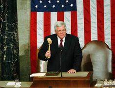 Former GOP US House Speaker Dennis Hastert Indicted For Violating Federal Banking Laws