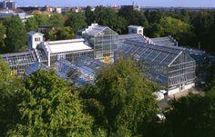 Botanischer Garten Leipzig - Der Garten