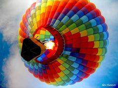 quiero volar en un arcoiris ^^