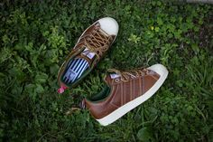 """ADIDAS X BEDWIN & THE HEARTBREAKERS SUPERSTAR """"BRICK""""- Kith NYC"""