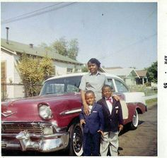 more vintage trifive pics Chit Chat Area, Anything on your mind goes here. Iconic Photos, Old Photos, 1940s, Black Like Me, Vintage Landscape, Love Hair, The Good Old Days, Black People, Vintage Colors