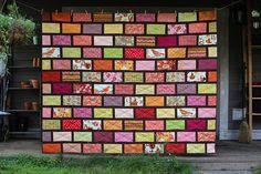 Colourbrick Quilt | Flickr – Compartilhamento de fotos!