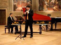 Marco Scorticati, recorder & Davide Pozzi, harpsichord - Marco Uccellini...