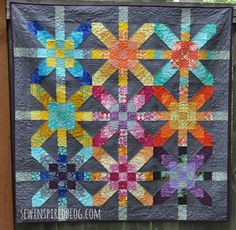 Announcing the Supernova Friendship Block Swap – Late Night Quilter