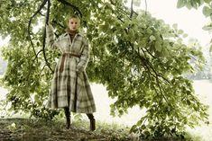 Autumn amazingness on Carey Mulligan ~ #redshoesnonix