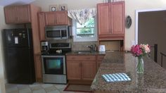 New kitchen from SailAway Lake House