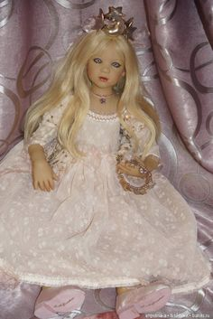 Annette Himstedt, Elsa, Aurora Sleeping Beauty, Dolls, Disney Princess, Disney Characters, House, Collection, Baby Dolls