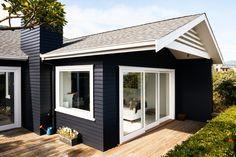 SPACE Architecture Studio, Beach house renovation, Kapiti Coast, New Zealand