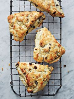 Brooklyn's Finest: Ovenly's Rosemary and Currant Scones from #InStyle