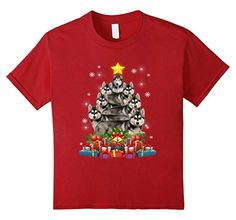 Christmas T-Shirt Funny Cute Dog Husky Cross Breeds, Christmas Gift For You, Pet Fashion, Christmas Animals, Cute Dogs, Funny, Mens Tops, T Shirt, Clothes