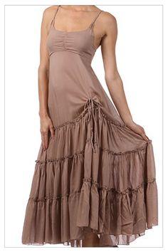Paris Rags- 3teired skirt plus midriff plus chemise addition