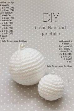 bola+navidad+ganchillo-2.jpg (632×948)
