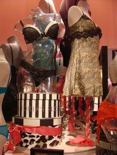 Soho / Victoria's Secret: Vintage Deco Marce