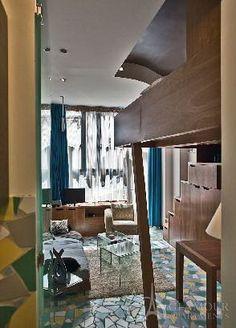 Attractive furnished Paris studio apartment in Marais