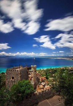 Tuesday, July 8: ΚΑΣΤΡΑΚΙ,ΚΑΛΑΜΑΤΑ..... KALAMATA,GREECE.....