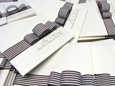 Black and white wedding invitations from The Letter Chef www.letterchef.co.za