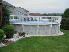 Above ground pool fence Pictures