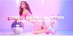 Online Boutique for the Misfits & Miss Legits | Dolls Kill Underground Clothing, Rave Ready, Roller Skating, Misfits, Pink Glitter, Festival Fashion, Punk Rock, Derby, Skate